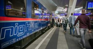 Ноќен воз како алтернатива на патувањето со авион