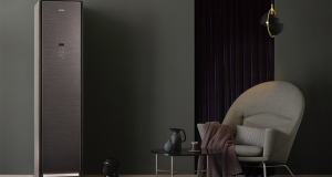 Samsung AirDresser – сам пере и сам пегла (видео)