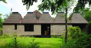 Куќа од плута – со иновации до подобра животна средина