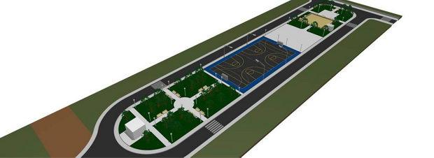 Почна изградбата на новиот парк во Мичурин