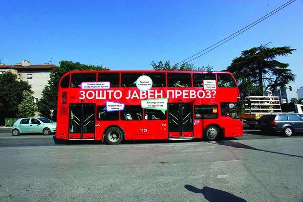 Ќе стане ли конечно јавниот автобуски превоз во Скопје одржлив?