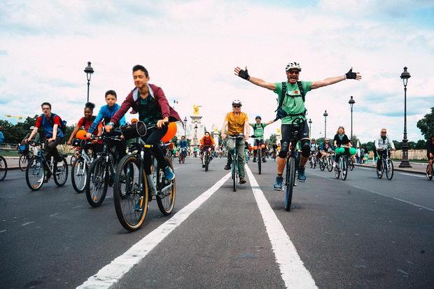 Париз ќе стане град на велосипедизмот