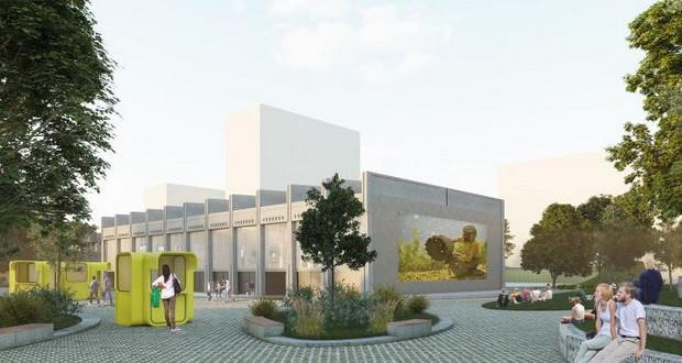 """Граѓаните го избраа идејниот проект за салата """"Партизан"""" во Карпош"""