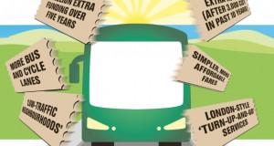 Велика Британија вложува 5 милијарди фунти во одржлив јавен превоз