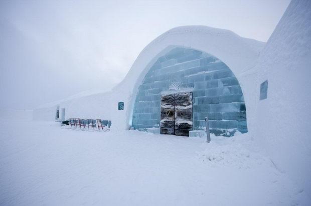 Ледено кралство: Нова сезона на хотелот од мраз