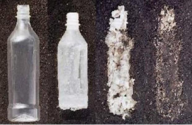 Русите произведоа еколошка пластика