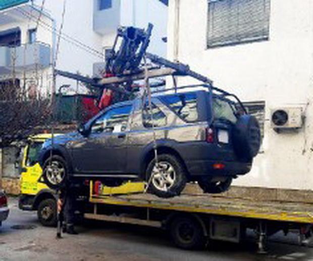 Во Општина Центар санкционираа 261 непрописно паркирани возила
