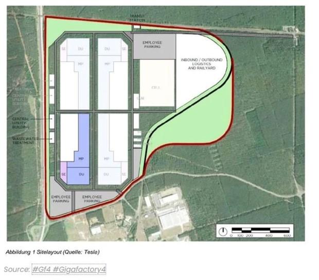 """Организациите за заштита на животната средина ја одложија изградбата на фабриката на """"Тесла"""" во близината на Берлин"""