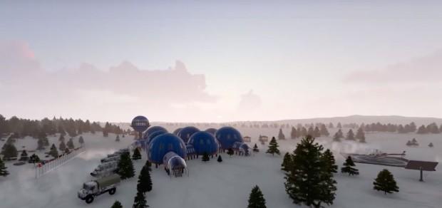 Истражувачка станица на обновливи извори на Арктикот