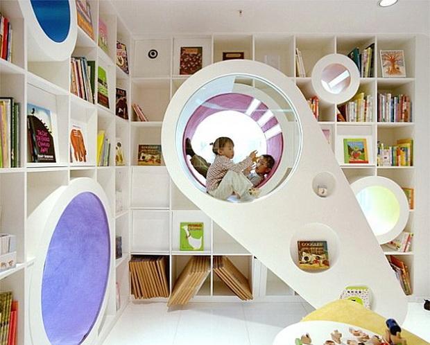 Во Пекинг прекрасна детска книжара