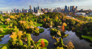 Зеленото срце на Мелбурн