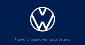 Корона вирусот со редизајн на логоата во автомобилската индустрија