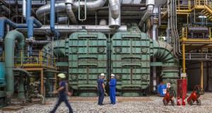 Енергетските капацитети во регионот со смени во времетраење од 14 дена