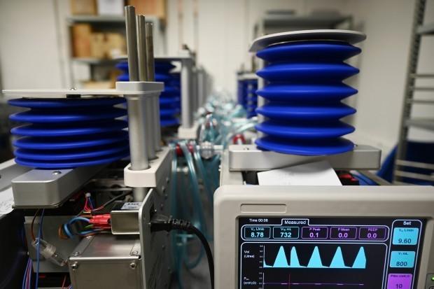 Србија: Најавен првиот респиратор од домашно производство