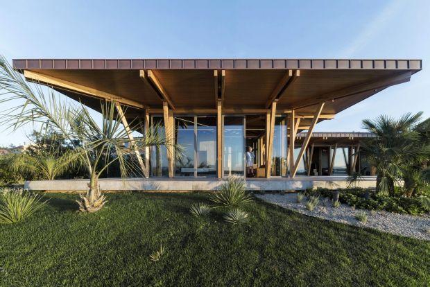 Дрвена куќа на островот Крк
