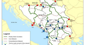 """Транспортната заедница предлага """"зелени"""" коридори за транспорт на храна и лекови во време на пандемијата"""