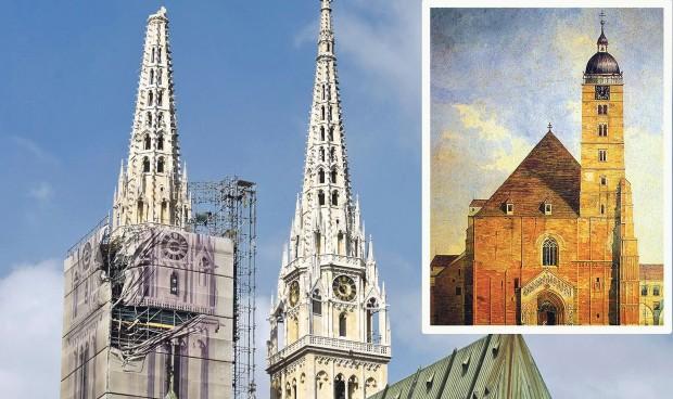 По земјотресот, Загребската катедрала ја чека својата нова реставрација