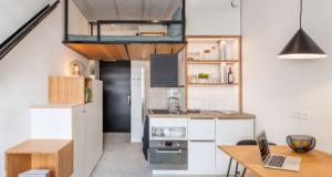 Студентски стан од 18 квадратни метри