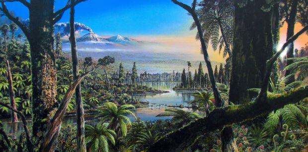 Траги од древна дождовна шума пронајдени на Антарктикот