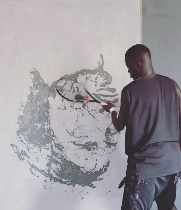 Дали е ова најталентираниот сликар? (видео)