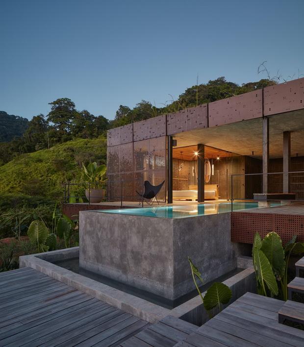 """""""Atelier Villa"""" сокриена во бујна џунгла на Костарика"""