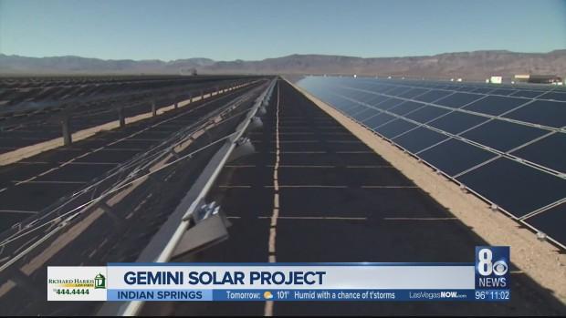 Одобрена изградбата на најголемата американска соларна електрана