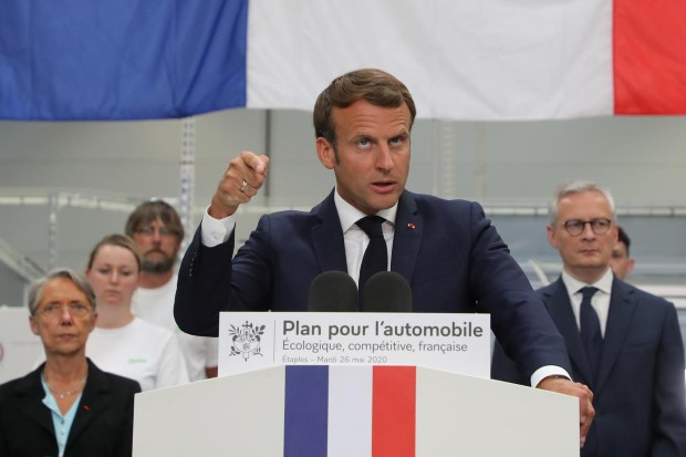 Франција: Историски план за помош на автомобилската индустрија