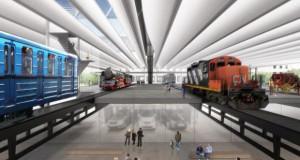 Еден од најстарите музеи на транспорт во Европа ќе добие нов изглед