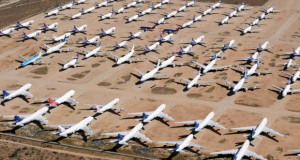 Вносен бизнис: Паркинг за авиони