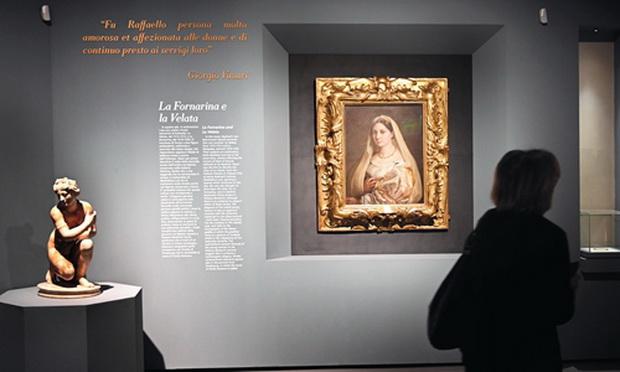 ITALY-ART-PAINTING-RAPHAEL-EXHIBITION