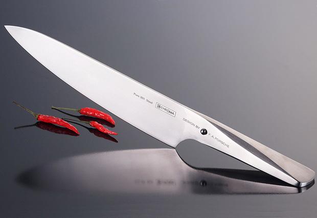 Ултимативен кујнски нож на Porsche Design