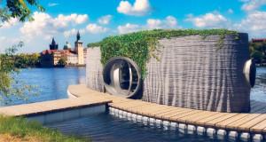 Еколошка куќа направена со 3D принтер за 48 часа, а може да трае и до 100 години