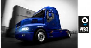Камион со горивни ќелии кој минува 700 километри