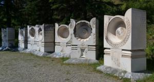 Меморијалниот комплекс во Штип, на архитект Богдан Богдановиќ честа мета на вандалско однесување