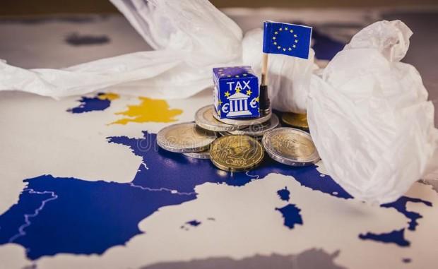 Европската Комисија размислува за нови корпоративни даноци, меѓу кои и данок за пластика