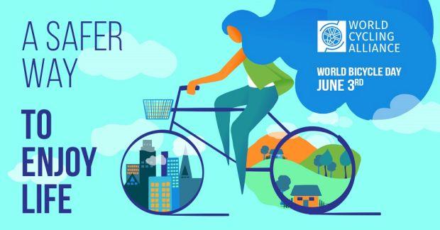 Светски ден на велосипедот