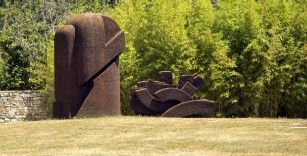 Паркот на прочуениот Душан Џамоња во Врсар