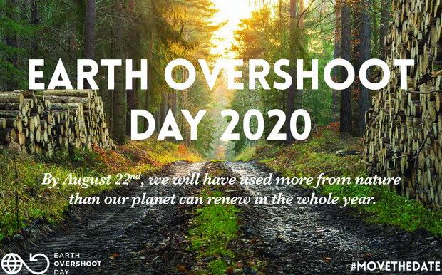 22 јули – денот кога ја потрошивме планетата Земја за оваа година!