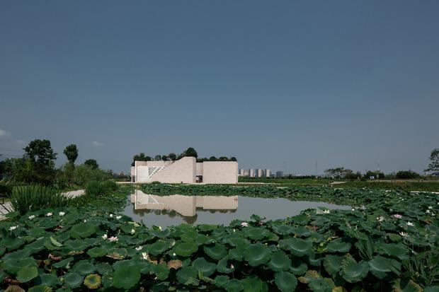 Хидролошки парк во Кина со културолошки и рекреативни содржини