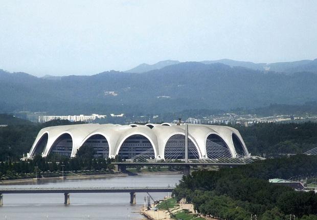 """""""Стадионот на Први мај"""" во Северна Кореја, најголем на свет (видео)"""