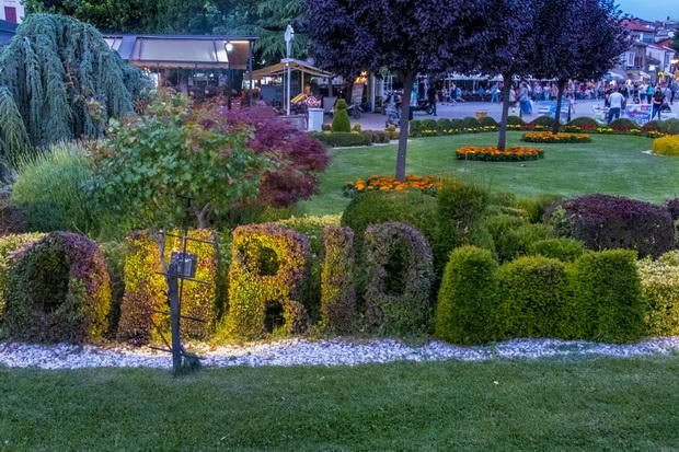 Охридскиот Микеланџело кој секојдневно го разубавува градот