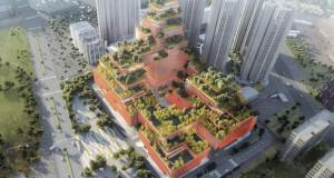 Во Кина ќе се гради зелена болница каде што природата е дел од терапијата
