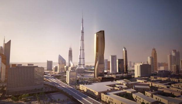 """Во Дубаи се гради зграда од 302 метри која ќе """"дише""""(ВИДЕО)"""