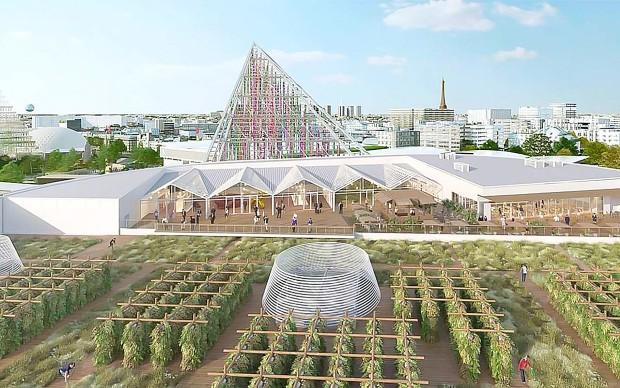 Во Париз отворена најголемата урбана фарма во Европа