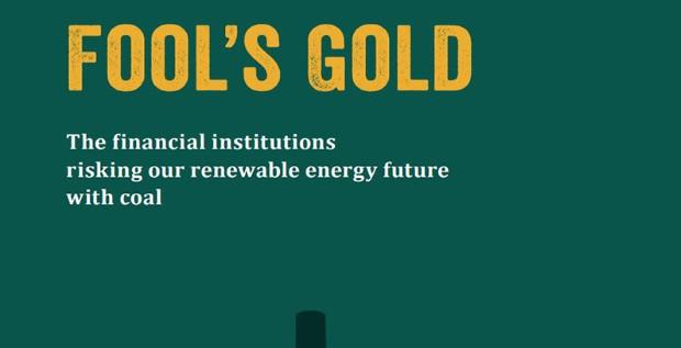 Банките трошат милијарди на јаглен, и така ја подриваат борбата против климатските промени