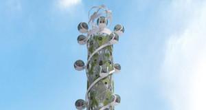 Спиралната кула ќе биде првата климатски неутрална туристичка атракција во светот