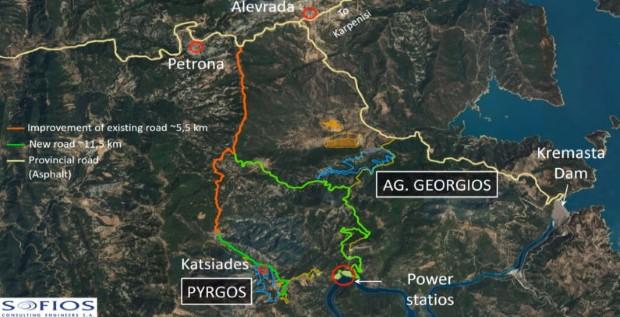 Грција бара одобрение од ЕУ за државна помош за изграбда на две пумпно – акумулациони хидроцентрали со вкупна моќност од 680MW