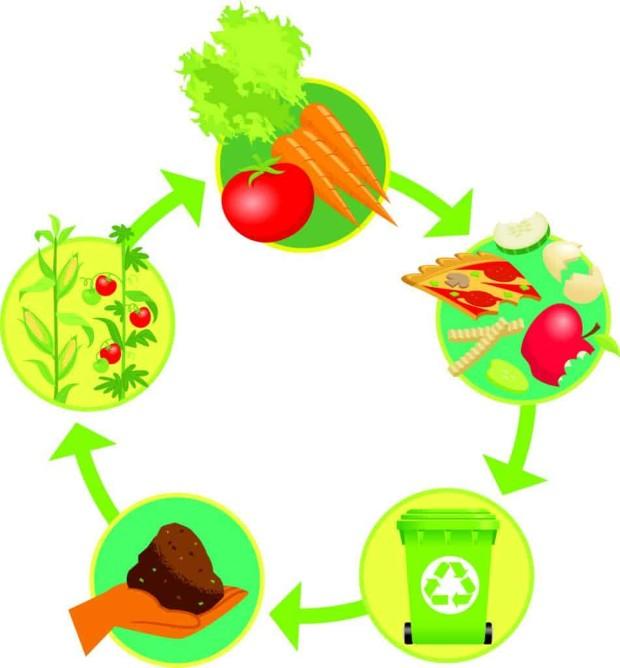 Вермонт е првата сојузна американска држава во која граѓаните со закон се обврзани да го компостираат органскиот отпад