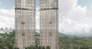 Највисоката монтажна зграда во светот