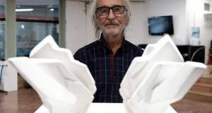 Почина вајарот Миодраг Живковиќ, творецот на споменикот на Сутјеска
